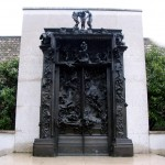 The Gates of Hell at the Rodin Museum.