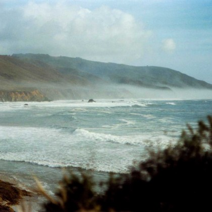 A view in Andrew Molera State Park. c. Kimberly Kradel