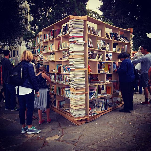 Free books at the Berkeley Book Festival