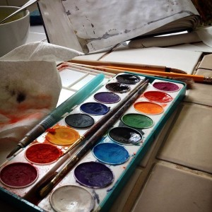 Silly Watercolors
