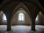 An Empty Gothic Chapel, A Set of Keys, and Silence in Kutna