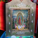 Altar at Day of the Dead in Oakland.