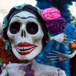 Day of the Dead in Oakland.