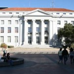 Sproul Hall, University of California Berkeley
