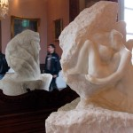 Sculpture in the Rodin Museum.