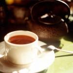 Tea at Deetjen's Big Sur Inn