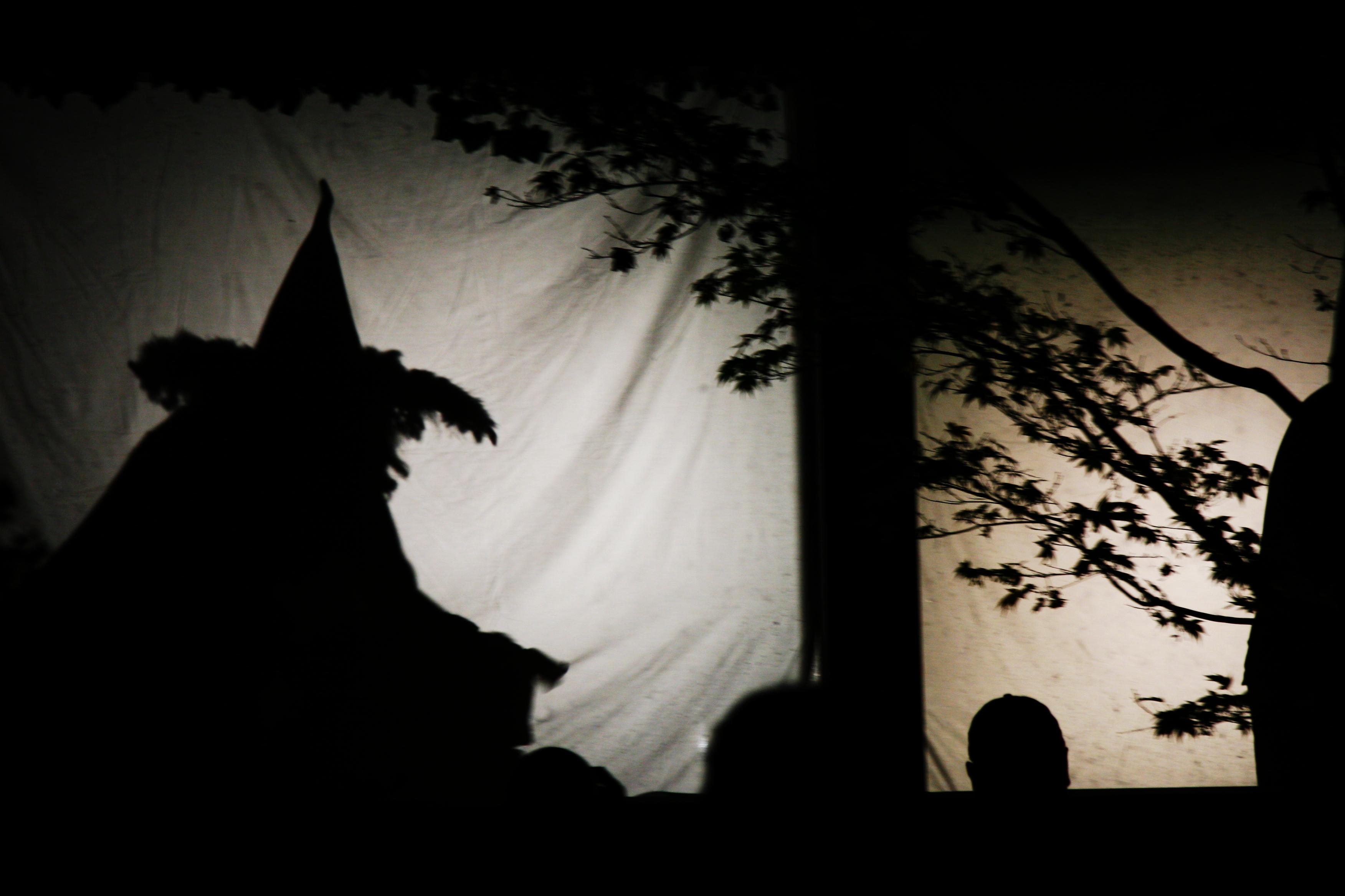 ShadowPlay at Halloween!