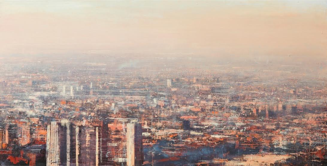 Alejandro QUINCOCES, Panorama Industriel de Chicago