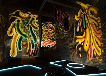 DAS INSTITUT; Installation view; Serpentine Sackler Gallery; London (3 March – 15 May 2016); Image © Uli Holz