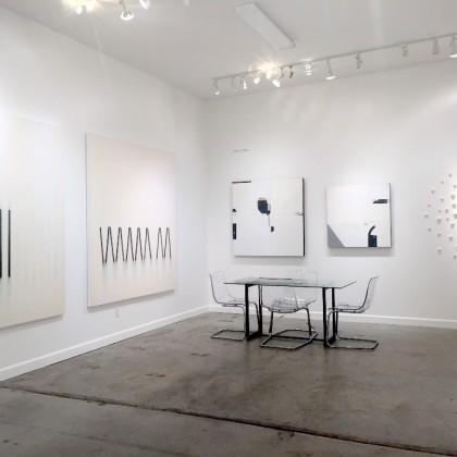 SLATE's minimal exhibition