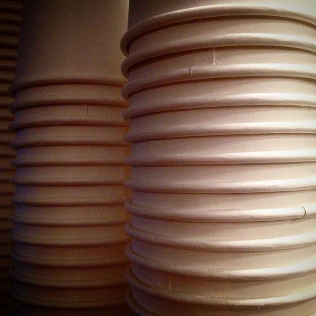 Paper coffee cups II