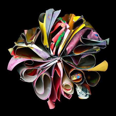 "Cara Barer, ""Cendrillon,"" photograph on paper, 36 x 36"""