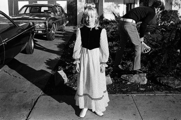 """""""Girl in Pleasant Hill, 1972"""" by Mimi Plumb"""