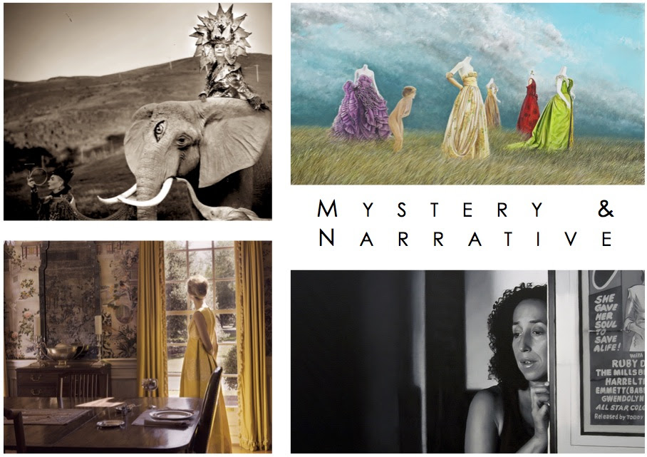 Mystery & Narrative At Slate