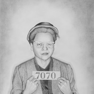 LAVA THOMAS: MUGSHOT PORTRAITS: WOMEN OF THE MONTGOMERY BUS BOYCOTT