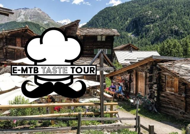 E-MTB Taste Tour @ Traillove Zermatt 2018
