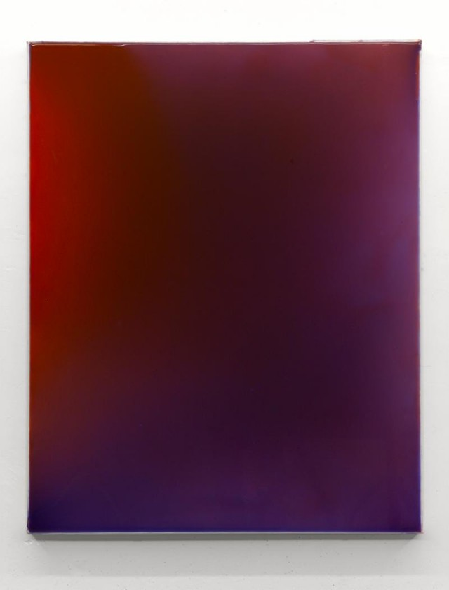 Gilles Teboul, Untitled 2473, 2018, Acrylic and Resin on Canvas, 39.4 x 31.9 Inches