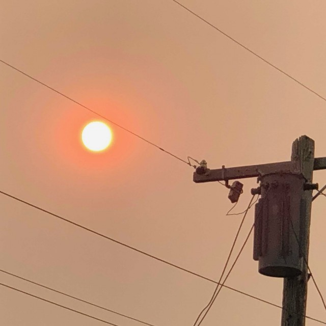Kradel: Smokey skies in The Bay Area