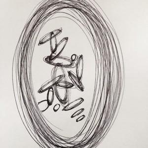 Kimberly Kradel: Doodle III