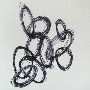 Kimberly Kradel: Doodle I
