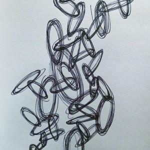 Kimberly Kradel: Doodle II