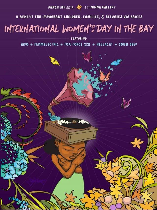 International Women's Day In The Bay