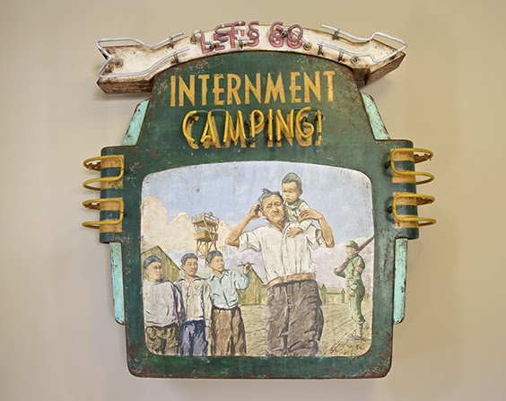 "James Shefik, ""Let's Go Internment Camping!"""