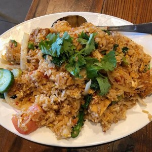 Kimberly Kradel : Imm Thai Fried Rice
