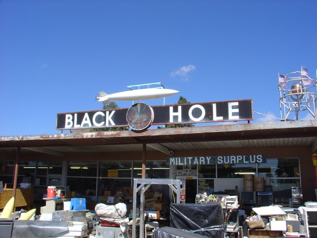 Black Hole/Atomic City