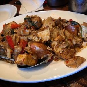 Kimberly Kradel : Imm Vegetarian Pad Kee Mao