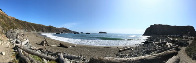 Kimberly Kradel: Goat Rock Beach in Sonoma County , California