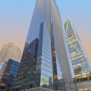 Millennium Tower, 2019. Photo by Robert Canali. Image courtesy of San Francisco Art Institute.