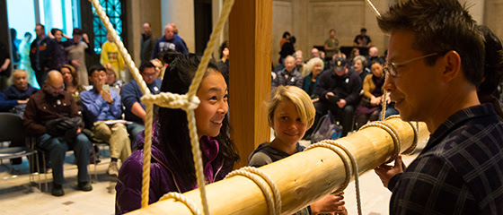 34th Annual Japanese New Year Bell-Ringing Ceremony