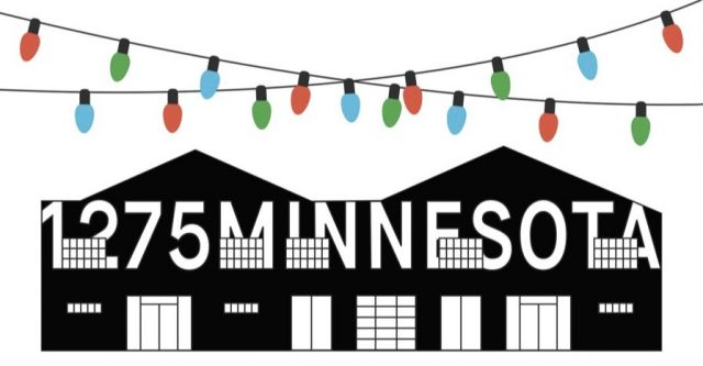 MInnesota Street Project Editions Holiday Pop-up