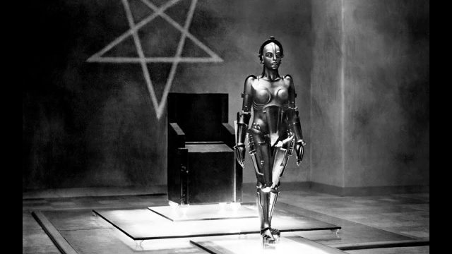 "BOX BLUR presents Fritz Lang's ""Metropolis"" with Club Foot Modern Machines"