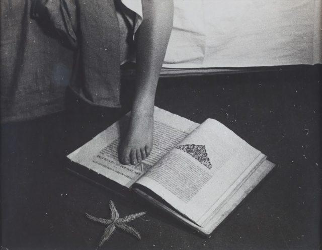 Man Ray, Film still from L'étoile de mer, 1928, gelatin silver print, 9 1/8 × 11 7/8 inches (23 × 30 cm) © Man Ray Trust/Artists Rights Society (ARS), New York/ADAGP, Paris 2020