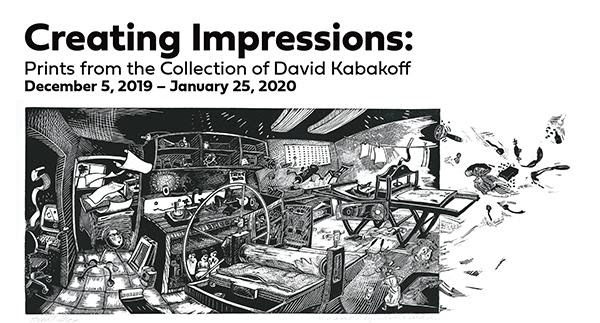 Prints from the Collection of David Kabakoff Collector's Talk with David Kabakoff: