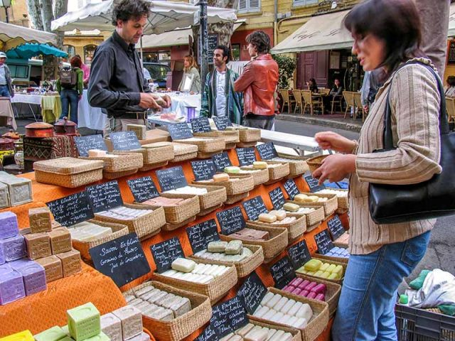 Kimberly Kradel: At the market
