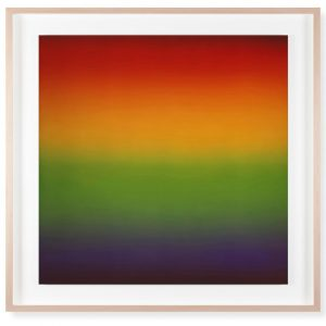 HIROSHI SUGIMOTO, Opticks 156, 2018. Chromogenic print