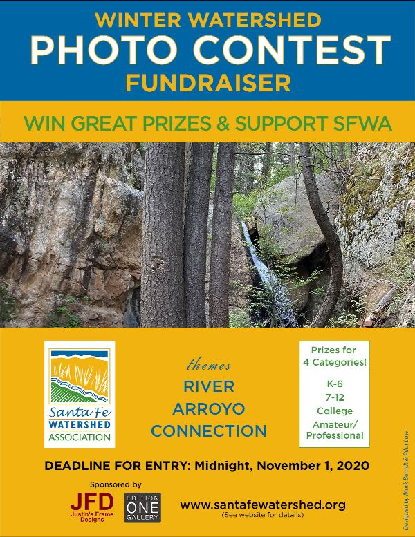 SFWA Winter Watershed Photo Contest Fundraiser