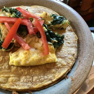 Kimberly Kradel :: Breakfast Quesadilla
