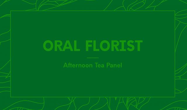 Oral Florist Afternoon Tea Panel