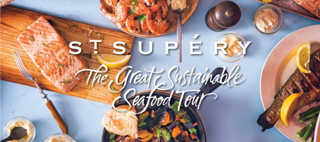 The Great Sustainable Seafood Tour Virtual Tasting Series
