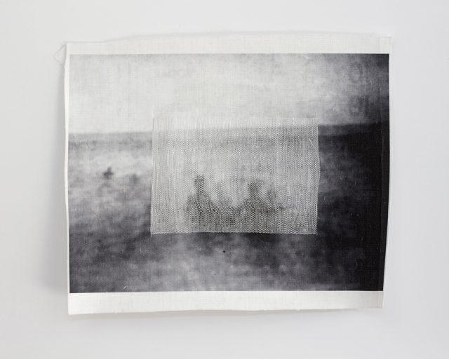 "Georgina Reskala, Untitled #230859041, 2021, photograph on linen, 7 ⅛"" x 9 ⅝"""